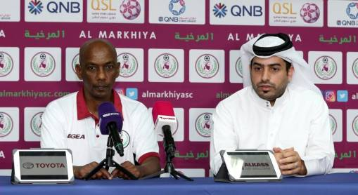 Pre Match Press Conference- Qatar SC Vs Al Markhiya