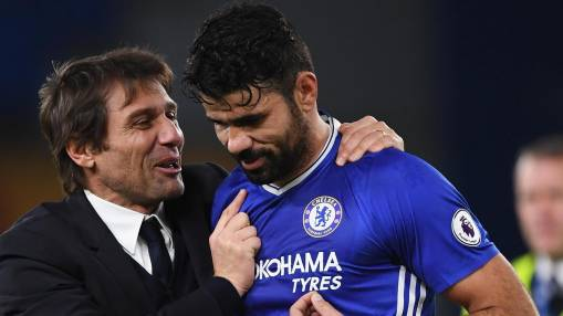 Atletico Madrid agree deal for Chelsea's Costa