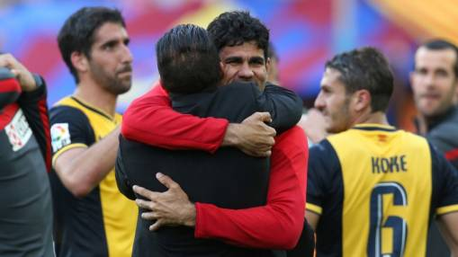 Atletico Madrid agree deal to sign Chelsea striker Diego Costa