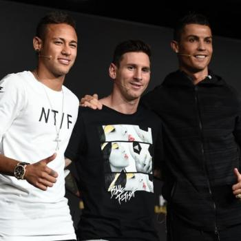 FIFA BEST PLAYER - three players remain in the running