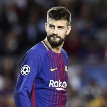 BARCELONA FC - Gerard Piqué in talks with the club on a new contract