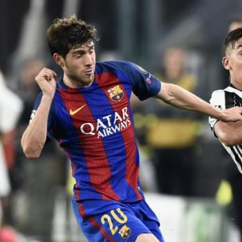ARSENAL - Barça\'s SERGI ROBERTO hard to get next January
