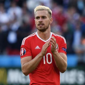 ARSENAL about to sign Aaron RAMSEY on new deal