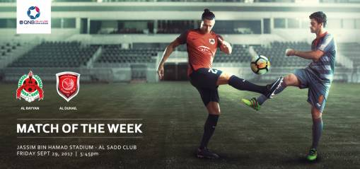 QNB Stars League- Match of the week- Al Rayyan Vs Al Duhail