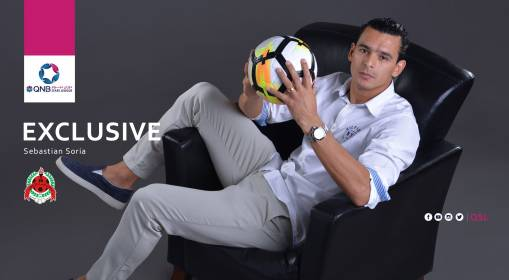 Sebastian Soria Exclusive Interview