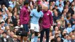 Man City's Mendy to see knee specialist in Barcelona
