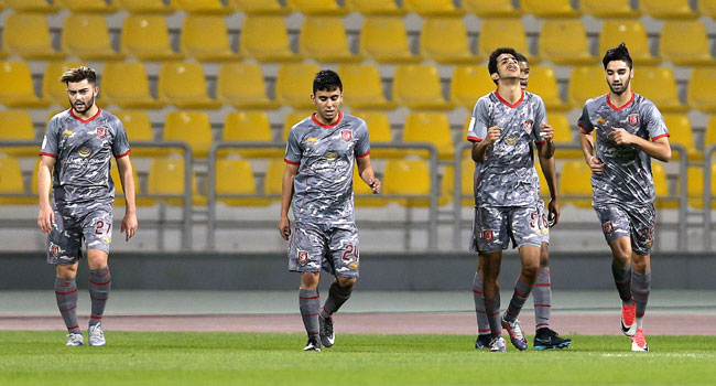 Al Duhail The Strongest In Defense And Attack In Qatargas League