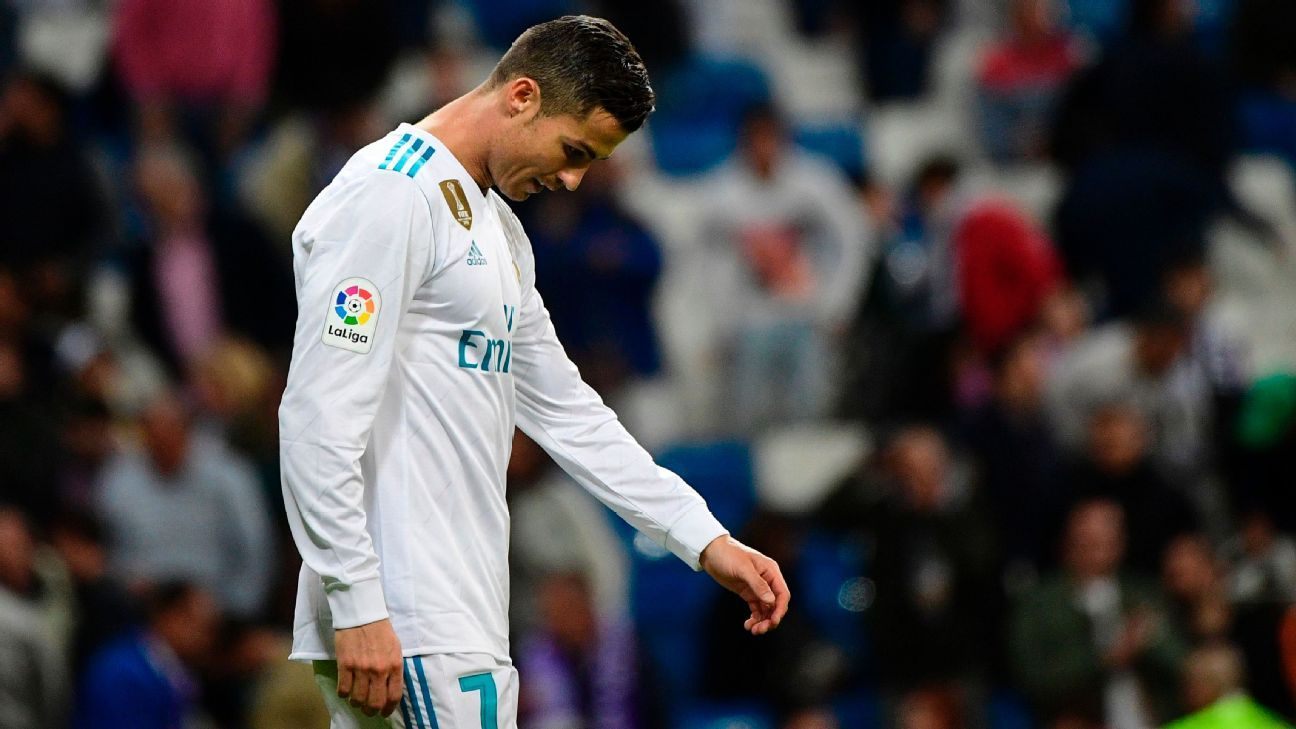 Cristiano Ronaldo exit stories dominate agenda as Madrid prepare overhaul
