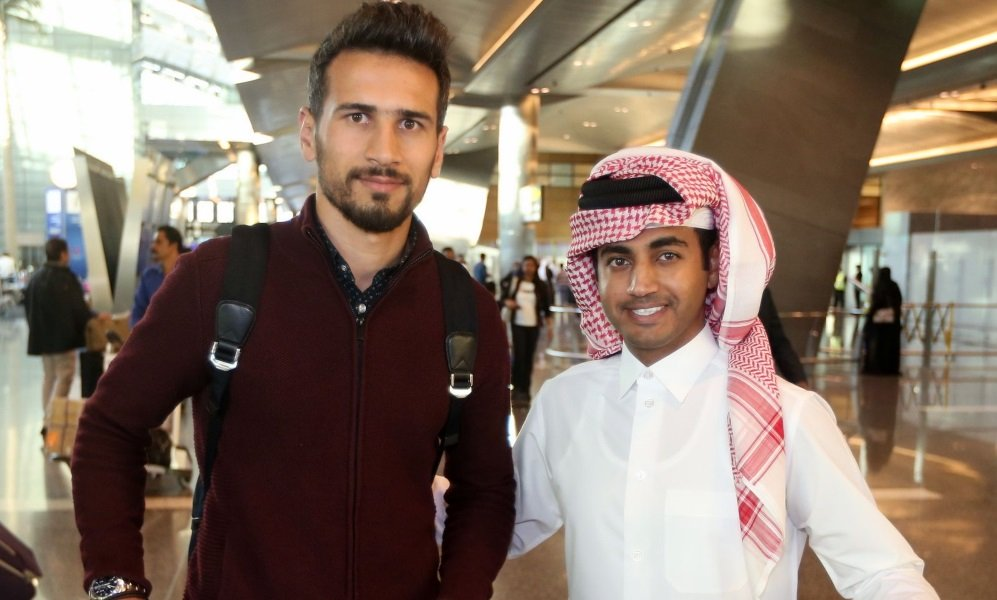 Mujtaba in Doha to sign for Qatar SC