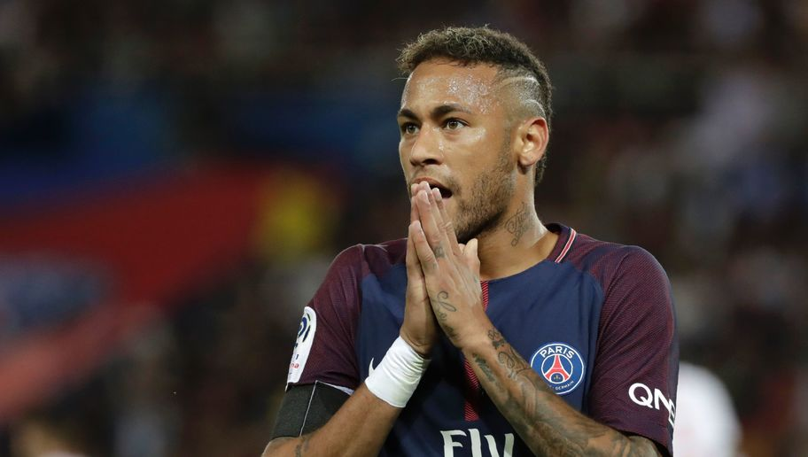 Neymar's Lawyer Shows Off the Incredible Cheque Used to Bring the Brazilian to PSG