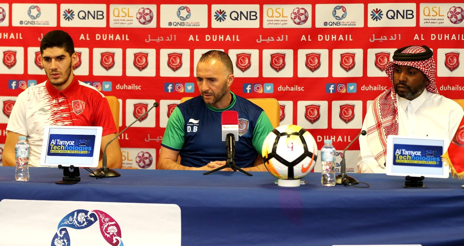 QNB Stars League Week 13 Pre-Match Press Conference — Al Duhail