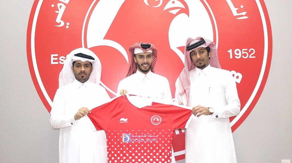 Al Harbi joins Al Arabi ranks