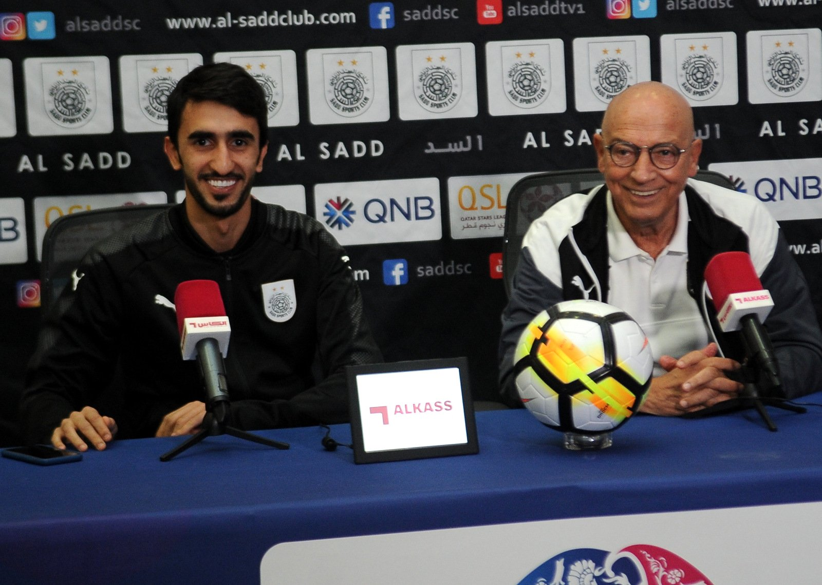 QNB Stars League Week 13 Pre-Match Press Conference — Al Sadd