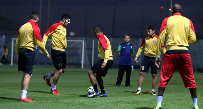 Al Duhail Is Ready For Al Arabi