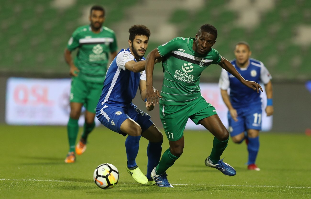 QNB Stars League Week 13 — Al Ahli 2 Al Khor 2
