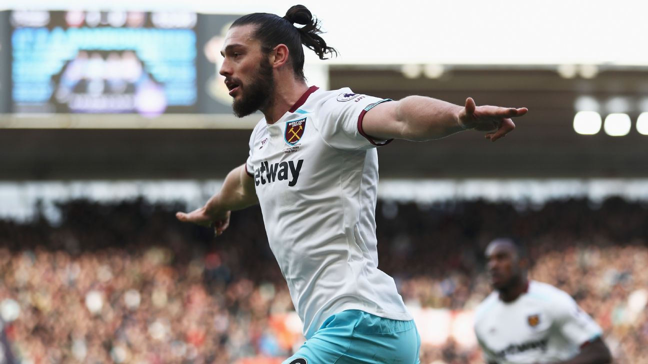 Andy Carroll faces injury spell, ending links to Chelsea - reports