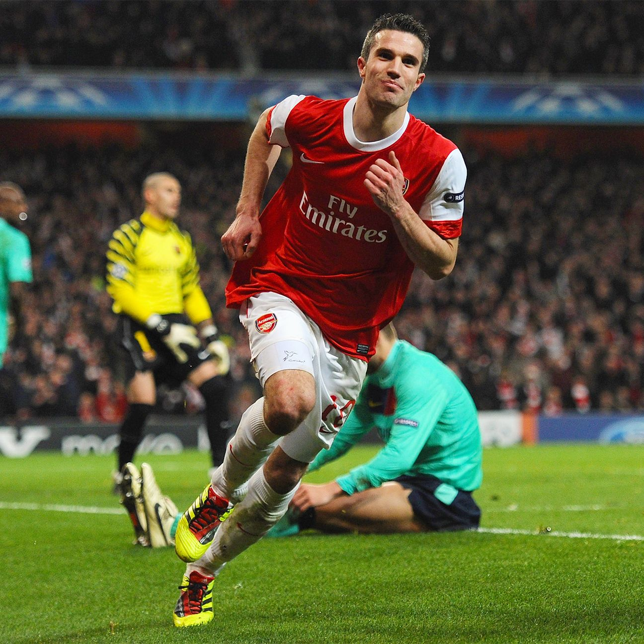 Wenger: Alexis' Arsenal exit won't upset fans like Van Persie's