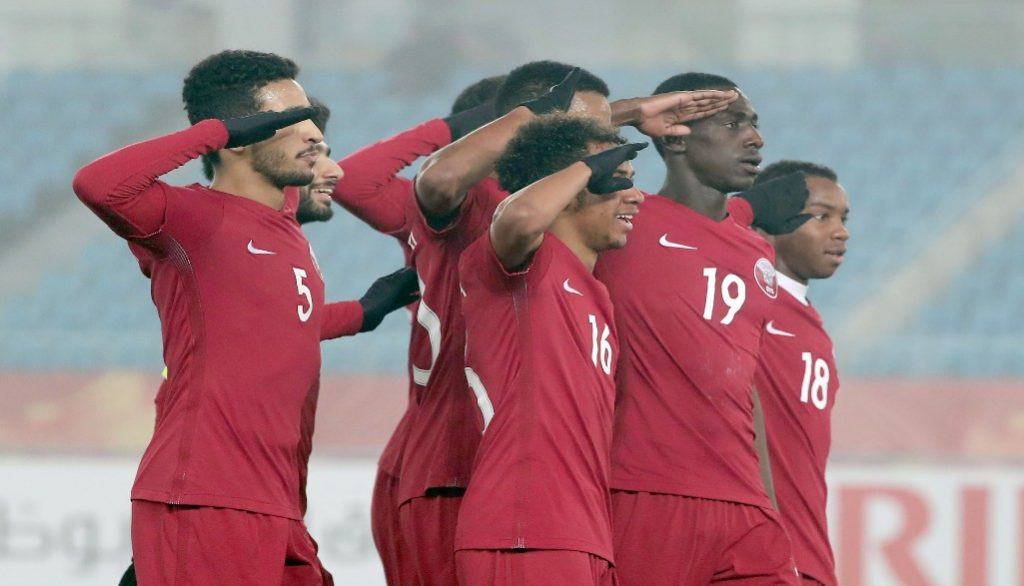 High-flying Qatar in semifinals
