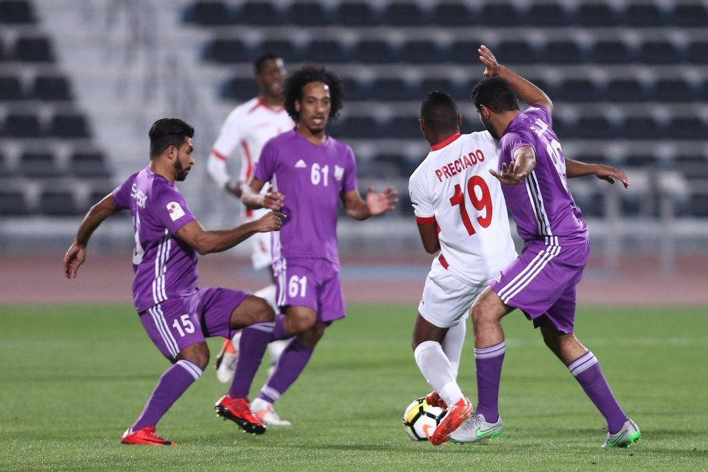 Muaither beat Al Shamal, set to meet Al Wakra