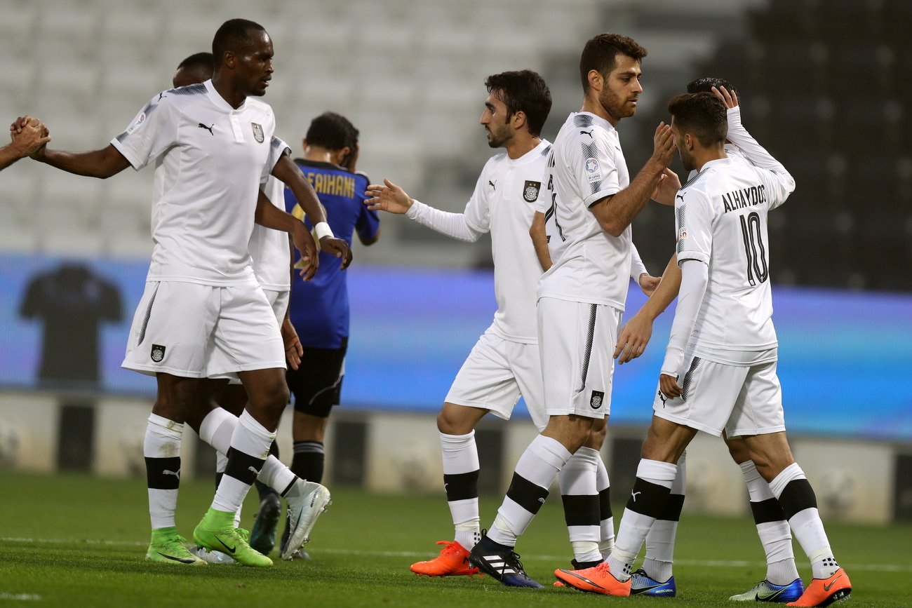QNB Stars League Week 13 — Al Sadd 6 Al Sailiya 0
