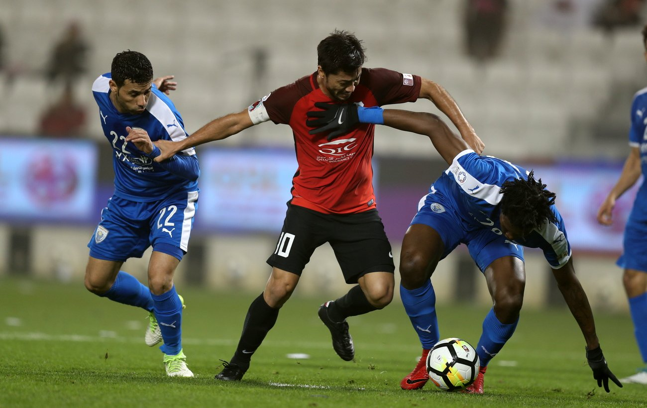 QNB Stars League Week 13 — Al Rayyan 4 Al Kharaitiyat 2