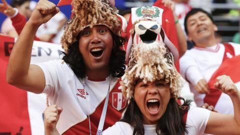 Sold cars and lost jobs - the incredible sacrifices of Peru's fans