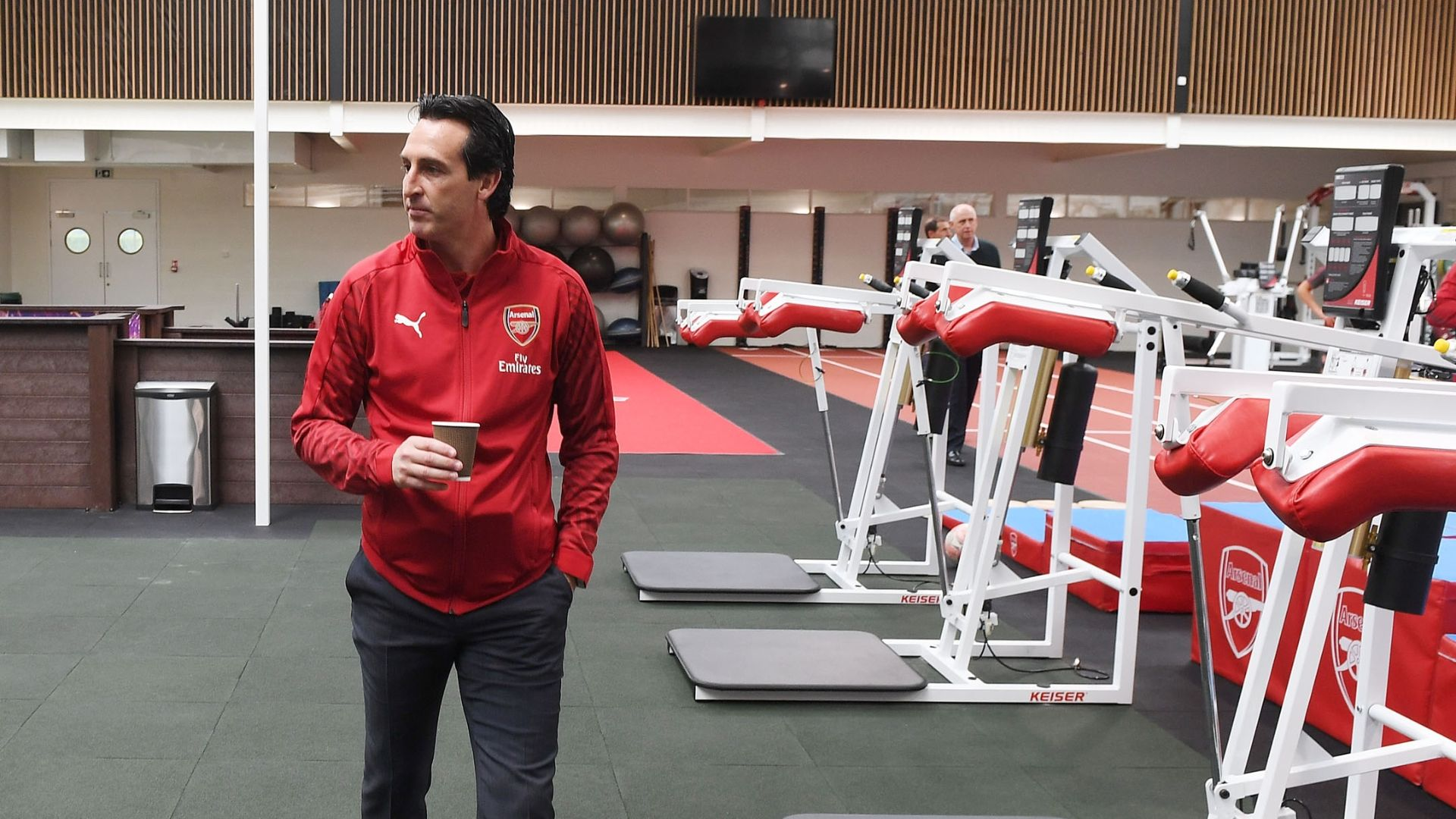 Emery: Leno to battle Cech for No. 1 spot
