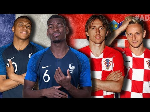 LIVE: FRANCE 4-2 CROATIA | HUGO LLORIS ERROR LETS CROATIA BACK IN THE GAME | #TheFootballSocial