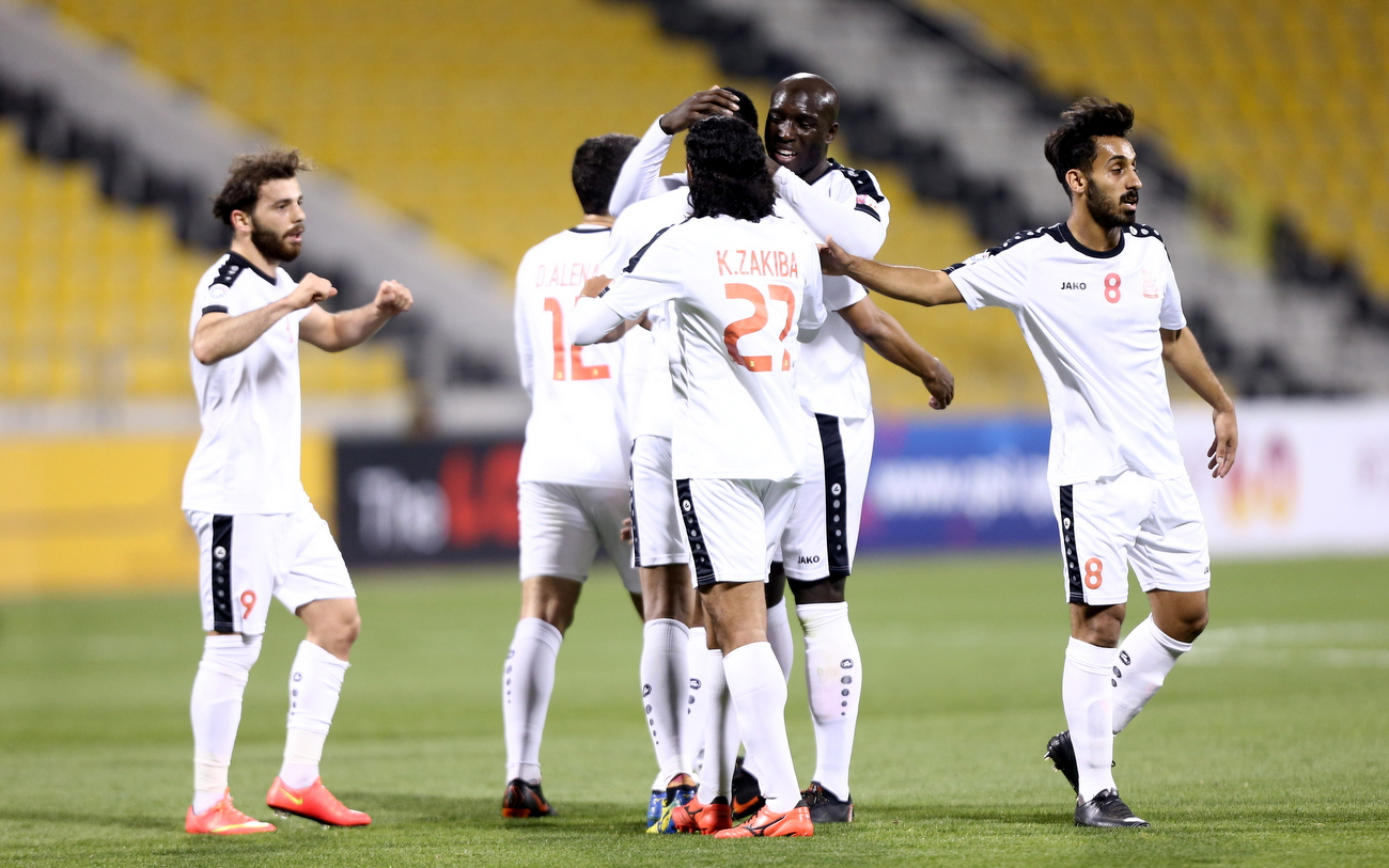 Umm Salal continue training camp in Slovenia