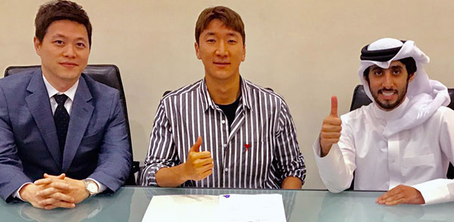 Al Sadd sign Korean star Woo-young