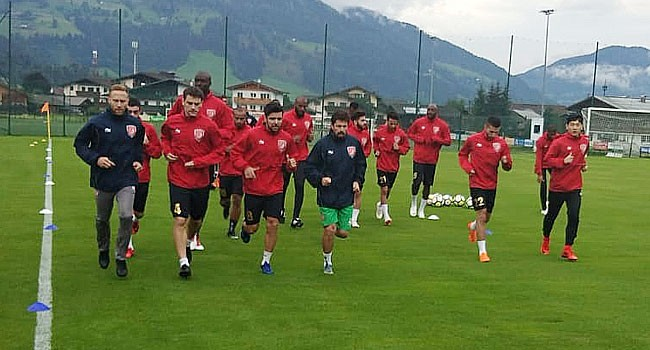 Al Duhail continue training in Austria