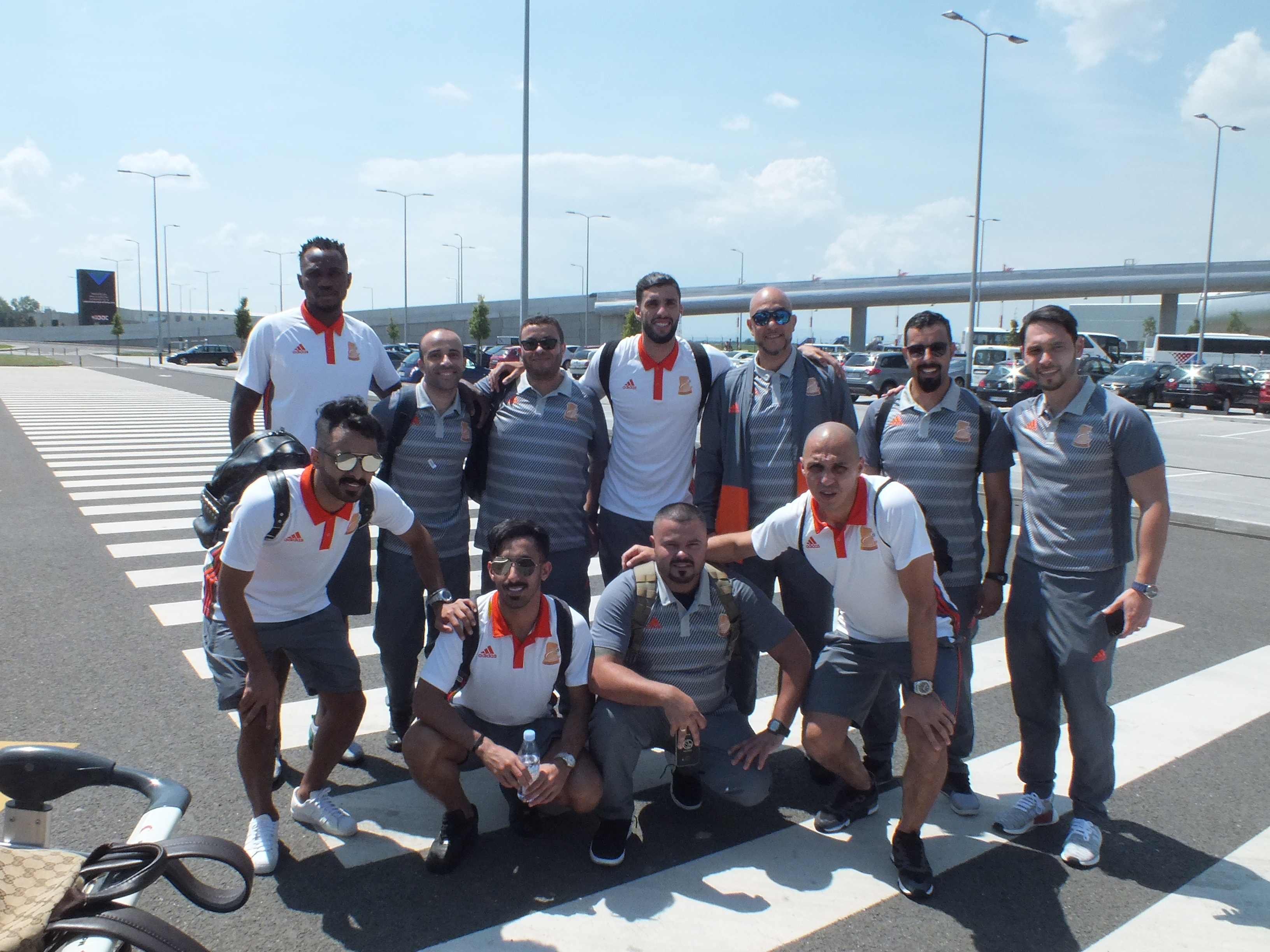 Umm Salal arrives in Slovenia for pre-season training camp