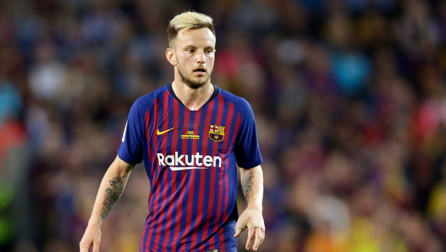 Barcelona Weigh Up New Contract for Ivan Rakitic as PSG Consider Triggering Release Clause