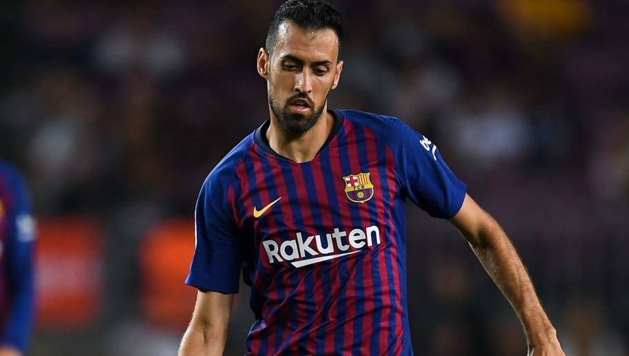 Sergio Busquets Set to Become One of Barcelona's Top Earners After Agreeing New Camp Nou Contract