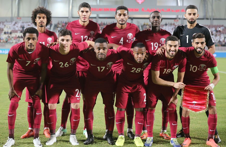 Qatar remain in 98th place in FIFA rankings