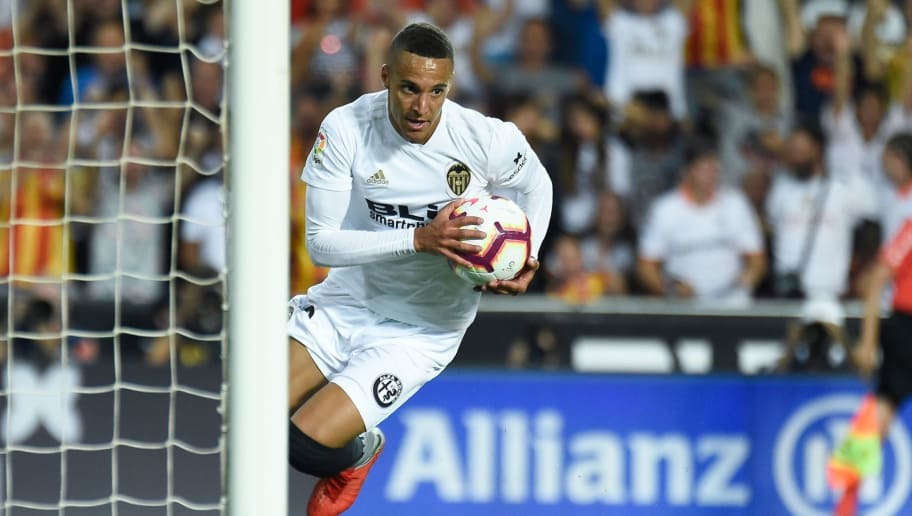 Valencia Slap €120m Price Tag on Rodrigo Moreno Amid Reported Real Madrid Interest