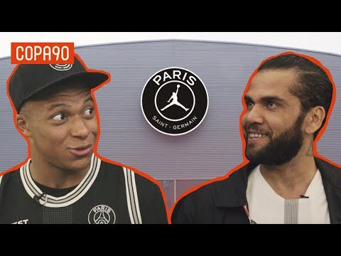 Mbappé and Dani Alves: Beating Liverpool, PSG Teammate Secrets & More
