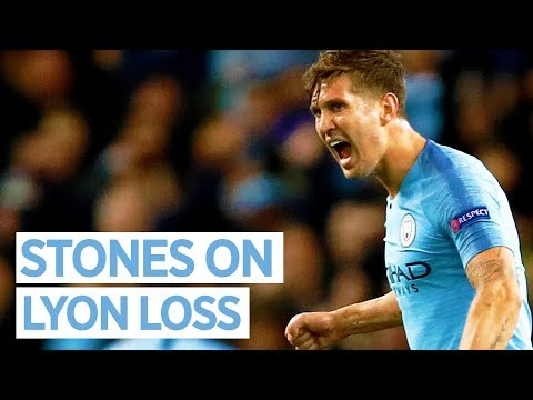 STONES REACTS | City 1-2 Lyon