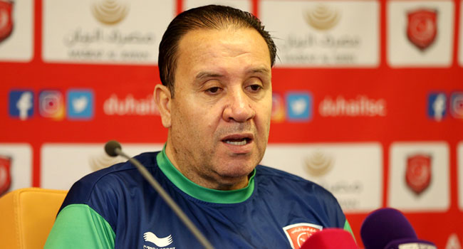 "Nabil Maaloul : "" There Is No Fear On Al Duhail """
