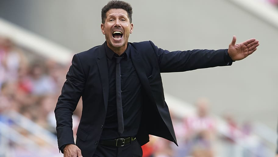 Atletico Madrid Manager Diego Simeone Preaches 'Stand Up and Be Strong' After Draw With Eibar