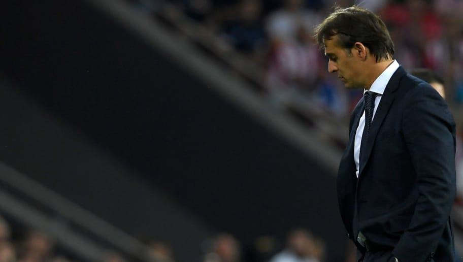 Julen Lopetegui Explains Where Real Madrid Must Improve After Disappointing Draw With Athletic