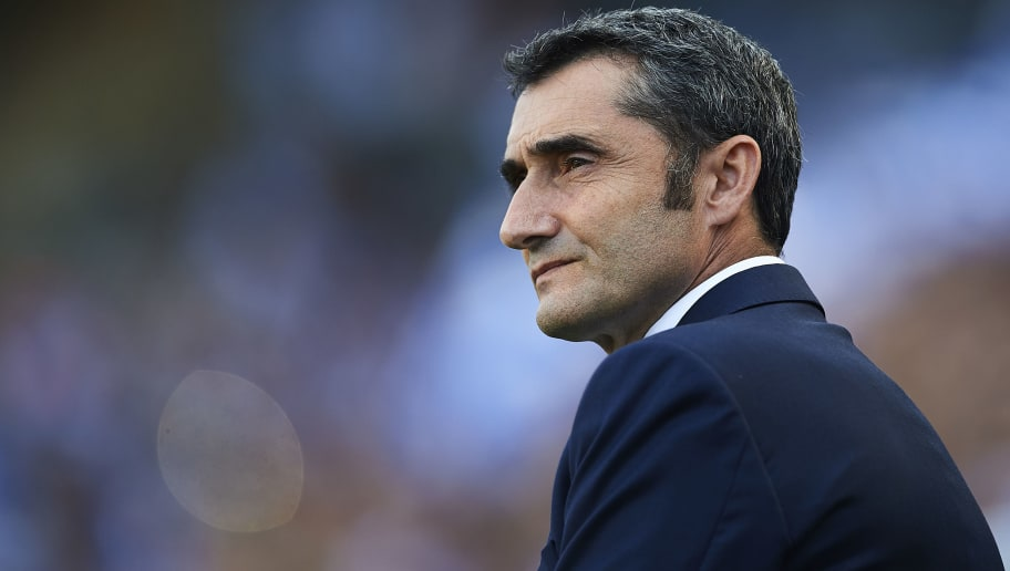 Ernesto Valverde Admits Concern About Barcelona's Form After 2-1 Victory Over Real Sociedad