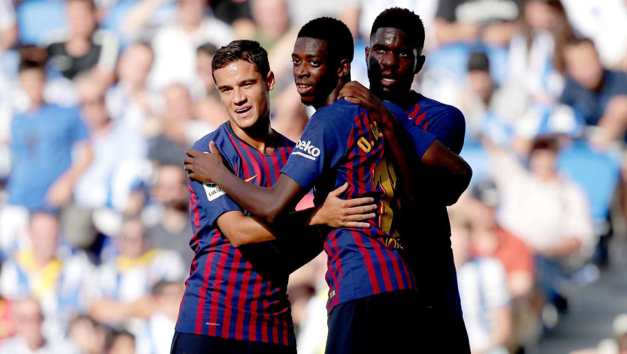 Real Sociedad 1-2 Barcelona: Report, Ratings & Reaction as Barca Come From Behind to Win at Anoeta