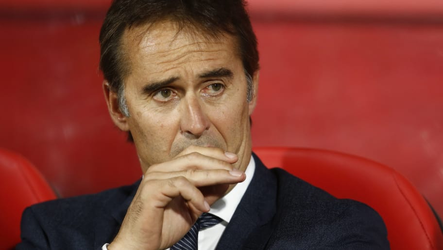 Real Madrid Boss Julen Lopetegui Hits Out at La Liga Plans for Overseas League Games