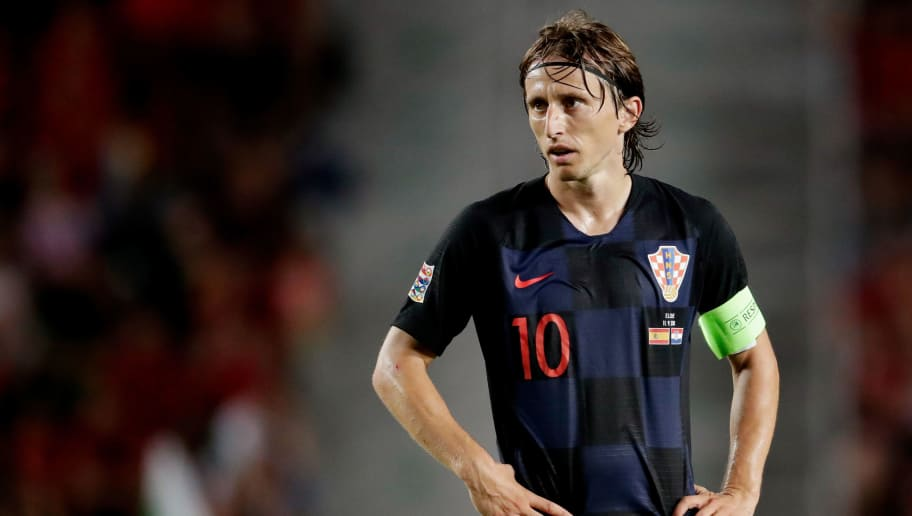 Real Madrid Midfielder Luka Modric Hit With €1.2m Fine for Tax Evasion in 2012