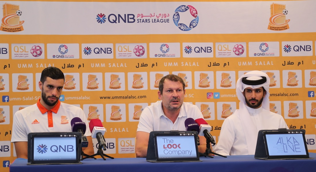 Our players must focus more on Al Khor game: Umm Salal coach Banide