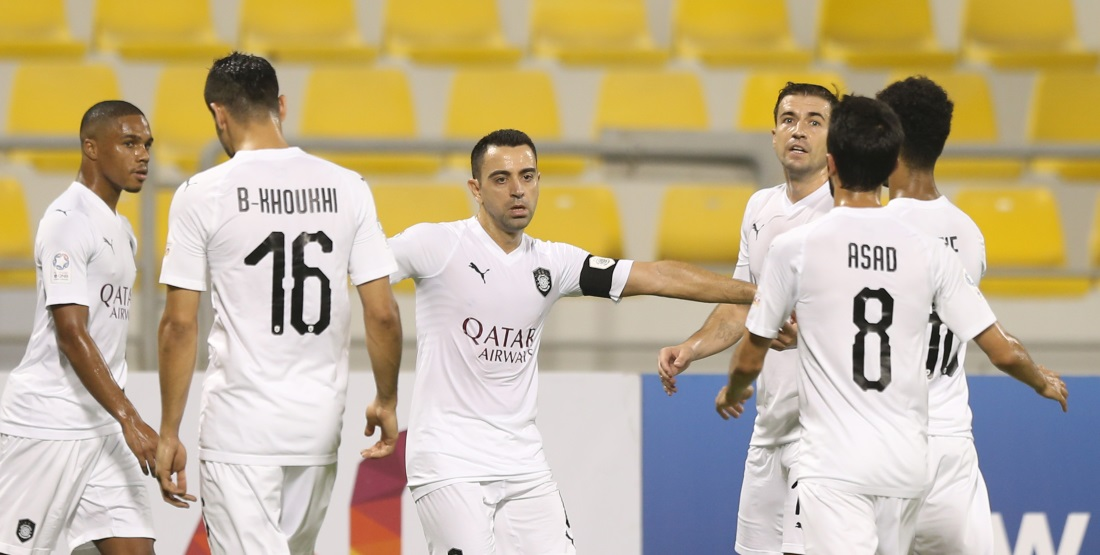QNB Stars League Week 7 — Qatar SC 1 Al Sadd 5