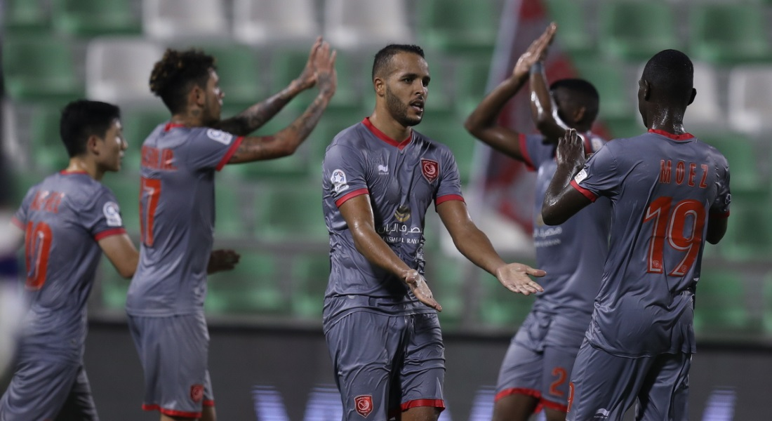 QNB Stars League Week 7 — Al Ahli 1 Al Duhail 2