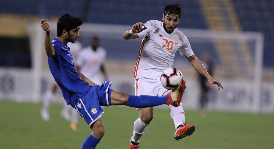 QNB Stars League Week 7 — Umm Salal 1 Al Khor 0