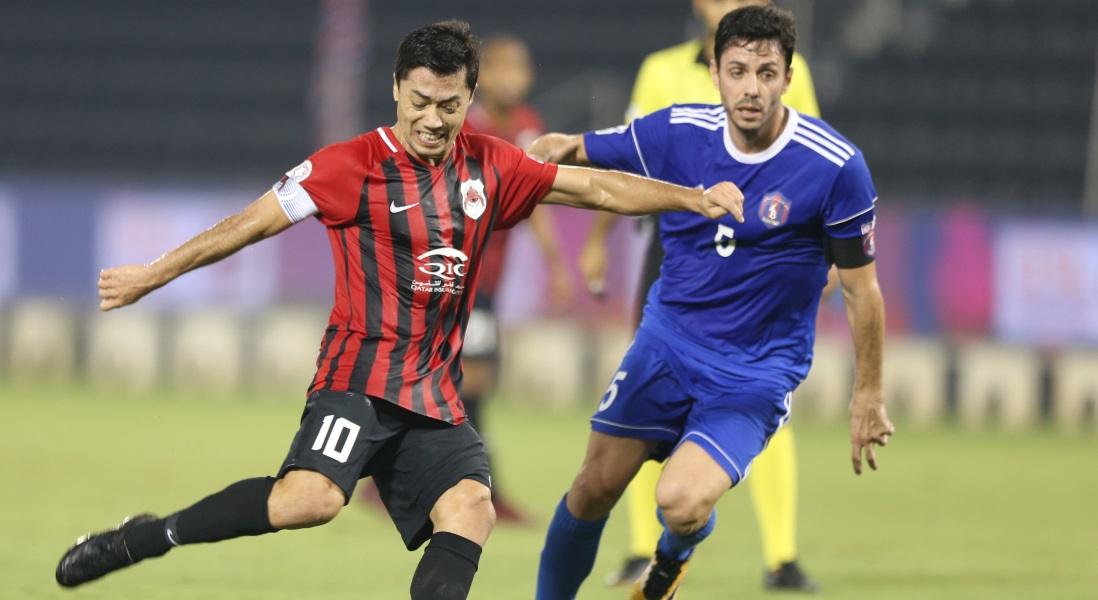 QNB Stars League Week 7 — Al Rayyan 1 Al Shahania 0